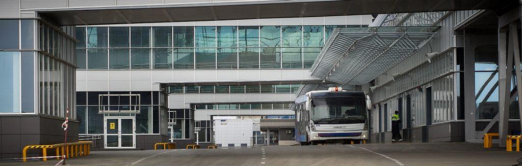Автобусы в аэропорт Красноярск