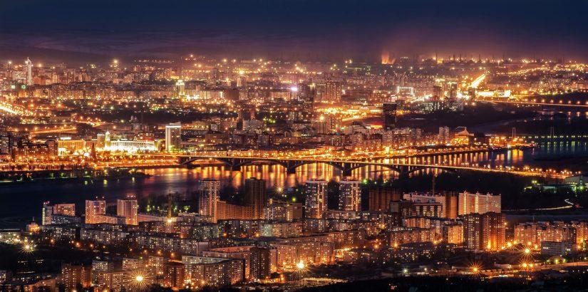 Интересные места рядом с Красноярском