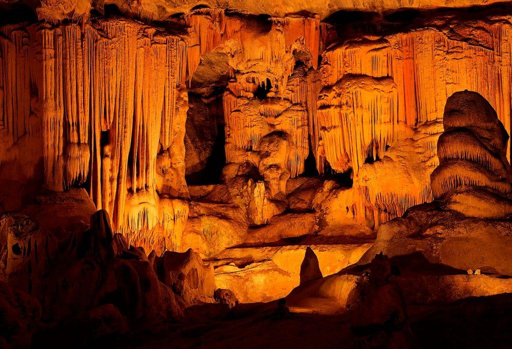 Пещера Орешная